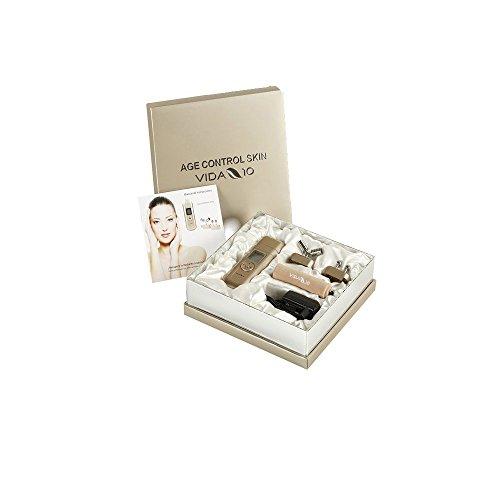 A BUSINESS DC - SALUD Y BELLEZA Age Control Skin-Reduce Las Arrugas, tonifica y Mejora la Textura de la Piel-Vida 10 Set Gel Y Crema