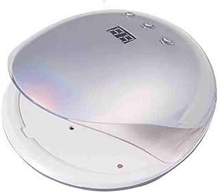 Secadores de UñAs Multifuncional Inteligente Inducción Sincronización LCD Lámpara de Clavo UV LED Doble Fuente de luz Lámpara de horneado 220v