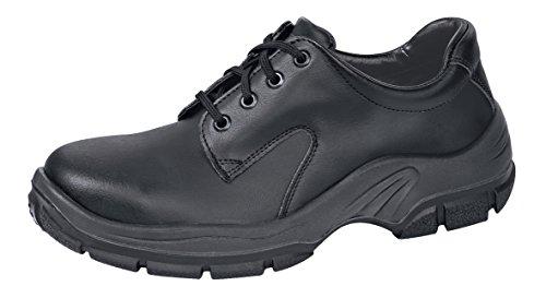 Abeba Abeba Sicherheitsschuhe Sanitäterschuhe schwarz 1602 Gr. 41