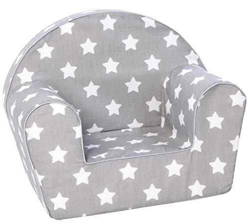 KNORRTOYS.COM Knorrtoys 68341-Kindersessel-Stars White Sillón Infantil