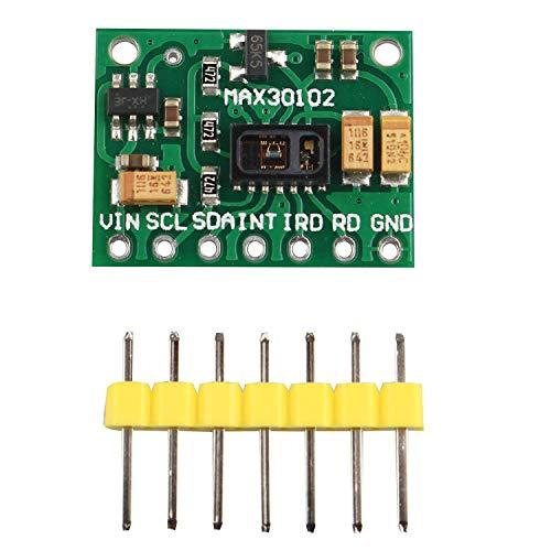 DollaTek Herzfrequenz Klicken Sie auf MAX30102 Sensor Monitor für Arduino