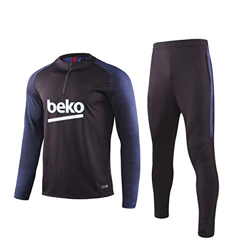 Fan-Shirts der neuen Jahreszeit Erwachsene langärmlige Männer Männer Fußball Sportswear Trainingsanzüge, können mit jedem Namen und jeder Nummer angepasst Werden, die für Basel-Fans geeignet SI