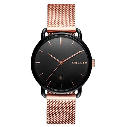 MELLER - Denka Baki Roos - Relojes para hombre y mujer