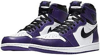 [ナイキ] Air Jordan 1 Retro High OG Court Purple エアジョーダン1 レトロ ハイ オージー コートパープル 555088-500 【国内正規品】