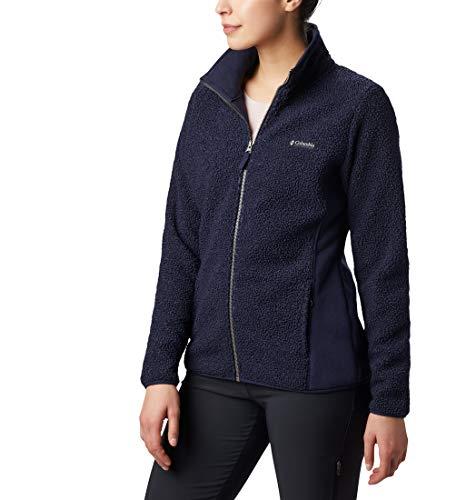 Columbia Dames Panorama Fleece jas met doorlopende ritssluiting