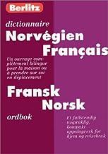 Berlitz Norwegian-French Bilingual Dictionary