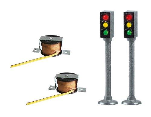 car System 162056 - Faller N - Car System - 2 Ampeln ohne Schaltgerät