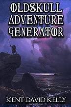 Oldskull Adventure Generator: Castle Oldskull Gaming Supplement GWG2 (Volume 12)