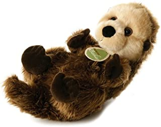 Folkmanis Puppets Baby Sea Otter Hand Puppet