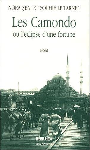 Books By Sophie Le Tarnec_les Camondo Ou Leclipse Dune ...