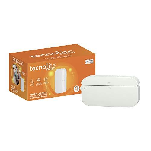 Sensor Puerta Wifi  marca Tecnolite