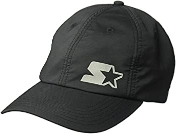 Starter Women s Performance Cap with Wicking and Built-in Headband Amazon Exclusive Black One Size
