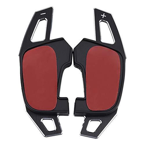 YXSMFX Auto Stuurwiel Schakelpaddels DSG Shift Paddle Uitbreiding Shifters Sticker, Voor VW Golf 7 GTI R Line GTE GTD MK7