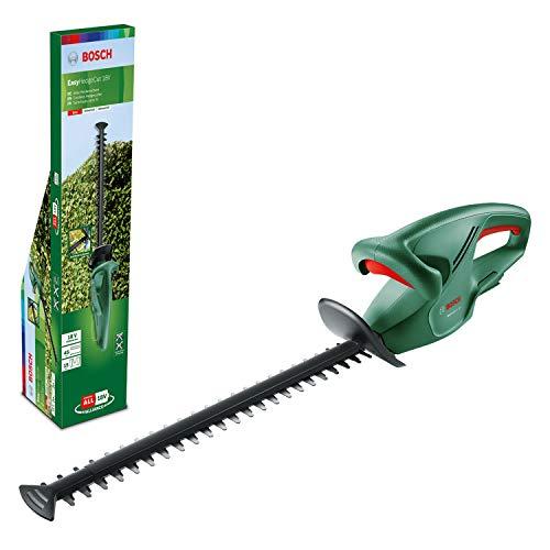 Bosch Home and Garden 0600849H03 Tijeras Cortasetos (batería, Sistema de 18 voltios, Longitud de la Cuchilla de 45cm, Embalaje en Caja), Multicolor