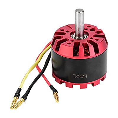 Alomejor Brushless Motor 6354-270KV Outrunner Brushless Motor Controller for Electric Bicycle E-Skateboard