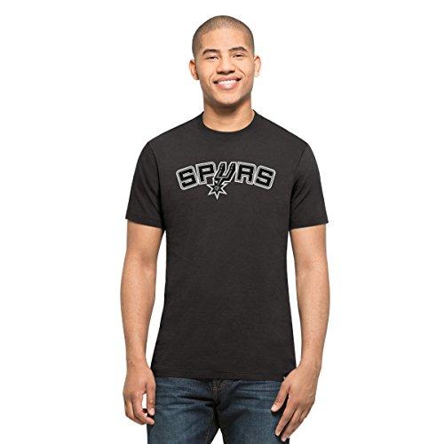 47 Brand NBA SAN Antonio Spurs Splitter - Camiseta (talla S)