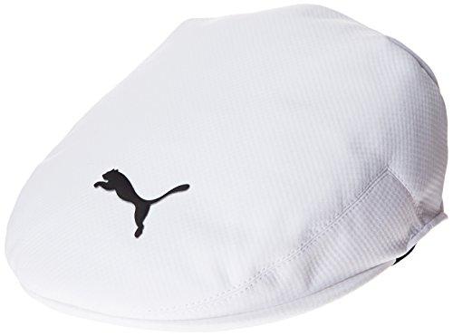 Puma Golf Hommes Tour Driver Cap - Bright Blanc - M/L