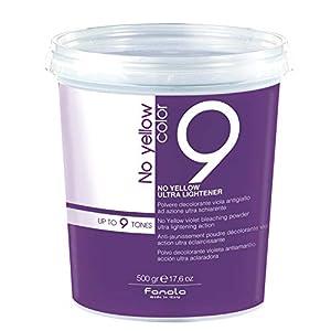FANOLA De-color Powder 9 Tones 500g, Multicolor