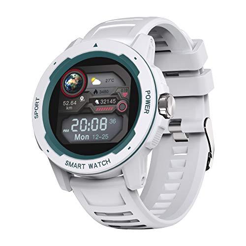 YoYoFit Smartwatch, 1.4 Zoll Touch Farbdisplay, Outdoor Digitale Uhr wasserdichte Sportuhr mit 7 Sportmodi , Schlafmonitor, Fitness Tracker,Aktivitätstracker Schrittzähler Uhr für Herren Damen