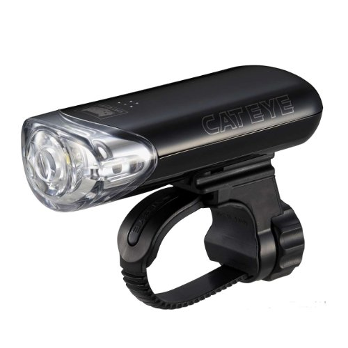 キャットアイ(CAT EYE) LEDヘッドライト HL-EL140 JIS前照灯規格適合品 ブラック