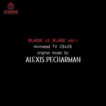 Blaise le blasé, vol. 1 (Bande originale de la série animée) [Instrumental]