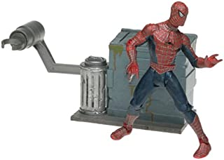Spider-Man: The Movie Series 2 > Leaping Spider-Man Action Figure