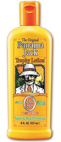 Panama Jack Trophy Lotion 8 fl. oz. Bottle With Dispensing Cap