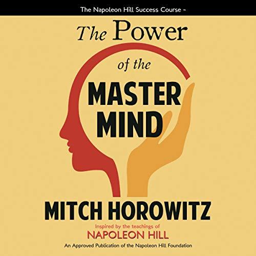 The Power of the Master Mind audiobook cover art