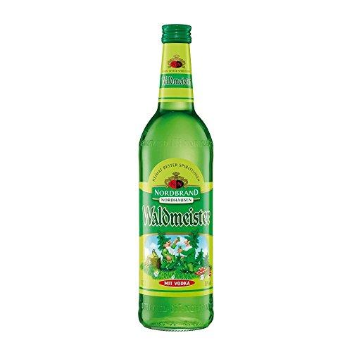 Nordbrand Nordhausen Waldmeister mit Vodka 18% Vol. 0,70 Liter (1)