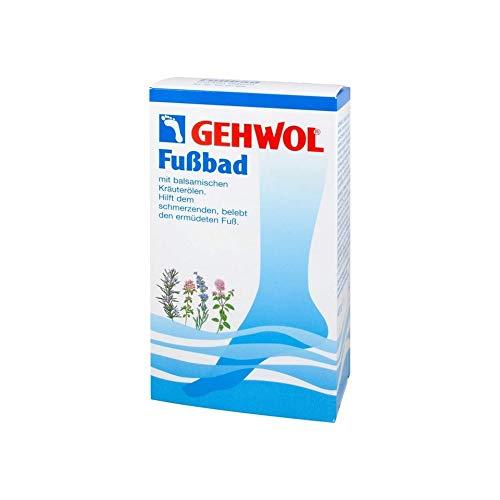 Gehwol Fussbad 400 g - Zusatz, ideal zur Erweichung von Hornhaut und Hühneraugen
