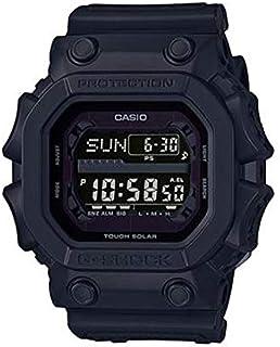 ساعة كاسيو جي شوك للرجال رقمية بسوار من الراتنج - GX-56BB-1DR