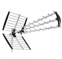 Antenna esterna passiva per Digitale Terrestre con filtro 4G LTE