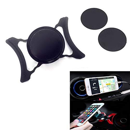 LICHIFIT Soporte para teléfono móvil giratorio de 360 grados para Audi A3/S3