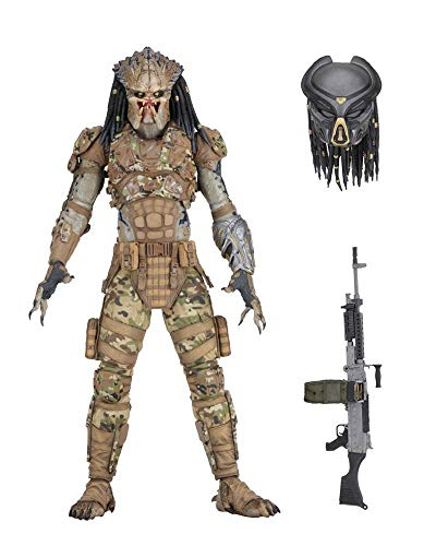 NECA Predator Figura articulada Emissary 2, Multicolor (51576)