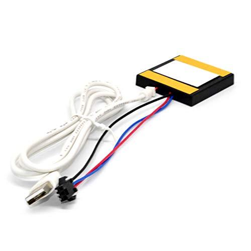 Interruttore intelligente del sensore di tocco di USB di temperatura di colore del dimmer a 3 fasi per la lampada a specchio Utility da usare