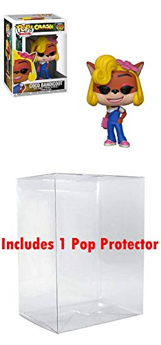 FunkoPOP Crash Bandicoot: Coco Bandicoot & 1 Pop Protector