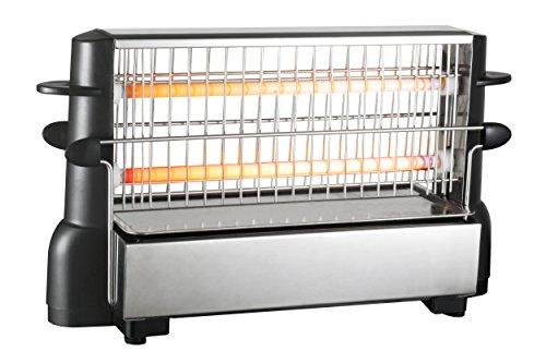 COM gaz wk011 – Grille-Pain de Pan Corps INOX