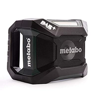 Metabo R 12-18 BT (600777850) Portable Stereo (MP3, Bluetooth Pairing) from Metabo