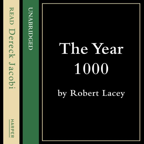 The Year 1000 audiobook cover art