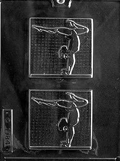 gymnastics candy molds