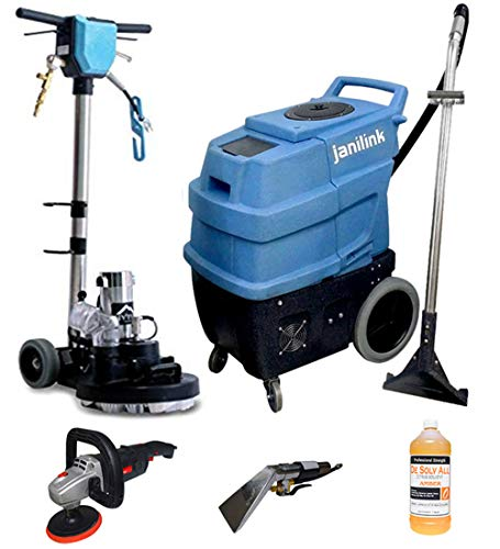 Great Features Of JANILINK Ultimate Carpet Cleaning System