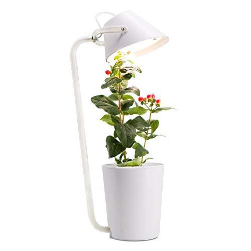 Soilless Cultivation Smart Garden Kit Led Grow Light Multifunction Desk Lamp Garden Plants Flower Hydroponics Grow Tent Box