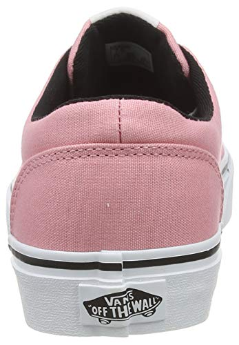 Vans Doheny, Sneaker Donna, Rosa ((Checker Lace) Pink Icing/White XXP), 37 EU