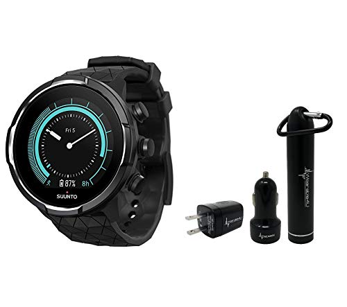 Check Out This Suunto 9 Baro Durable Multisport GPS Watch with Barometric Altitude and Wearable4U Po...