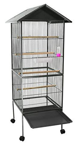 Merschbrock Trade GmbH Vogelkäfig klein, Vogelvoliere