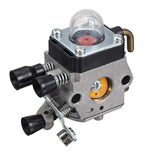 LICHONGUI Zündspule Vergaser Carb Kit für Stihl FS38 FS45 FS46 FS55 KM55R FS45C FC55