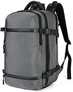 Color : Black RABILTY Sling Bag Waterproof Shoulder Backpack Crossbody Purse for Hiking Camping