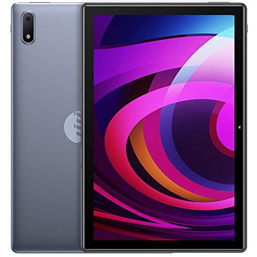 [2021新登場] ヴィヴィメイジ E10 タブレット 10.1インチ Android 10.0 RAM3GB/ROM32GB 2.4G-5G Wi-Fi 1920x1200 IPSディスプレイ Bluetooth 5.0 GPS 画面ミラーリング機能搭載 日本語仕様書付き