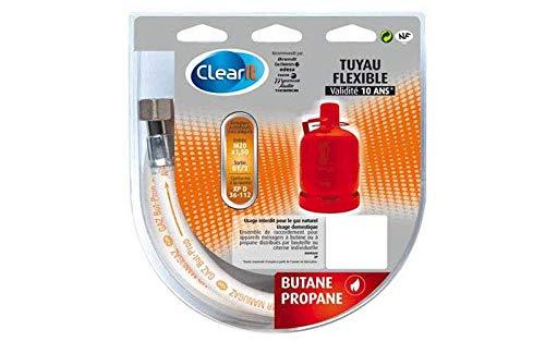 TUYAU DE GAZ BUTANE PROPANE 1.5 METRE POUR INSTALLATION CLEARIT - 75S2699