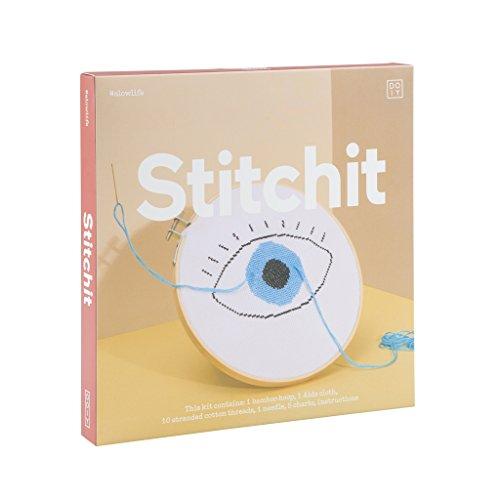 DOIY CUSTOM stitchit, Multicolor